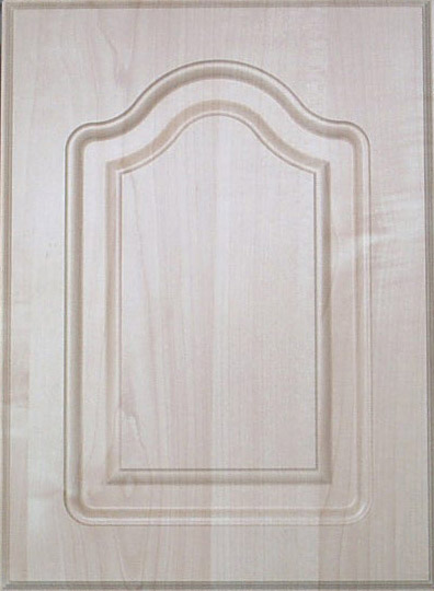 raised panel look mdf