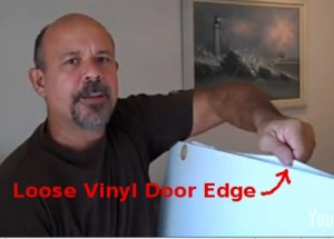 Loose MDF Door Edges