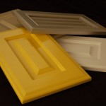 Colored Thermofoil Doors