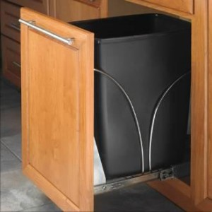 Installing Kitchen Door to Trash Can