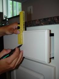 Installing Cabinet Drawer Faces