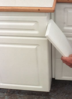 Pvc Cabinet Door Drawer