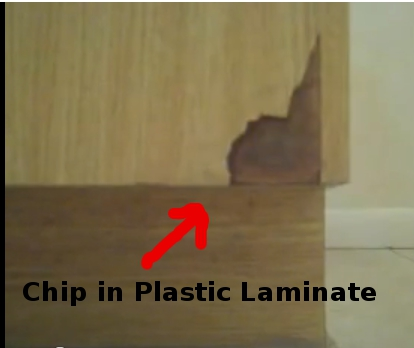 How To Repair Chipped Laminate Flooring Installing A