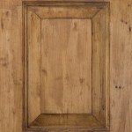 Raised Panel Cabinet Door Distressing