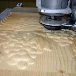 Cabinet Door Wood Engraving Machine