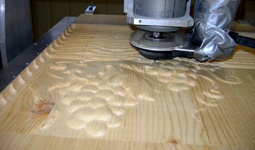 ritter mdf door machine