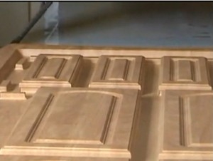 How MDF PVC Vinyl Kitchen Cupboard Doors Are Made | Cabinet Doors ...